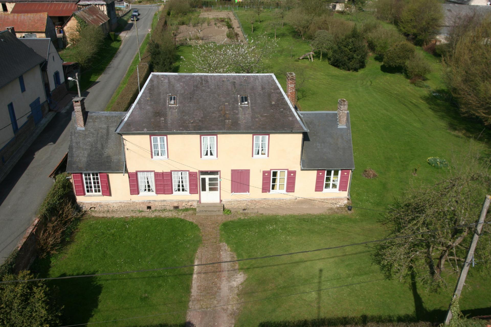 Imagerie aérienne par drone Beauvais (60)