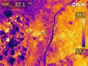 Thermographie aérienne par drone Amiens (80)