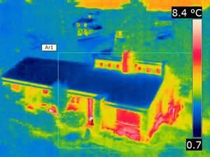 Thermographie aérienne par drone Beauvais (60)